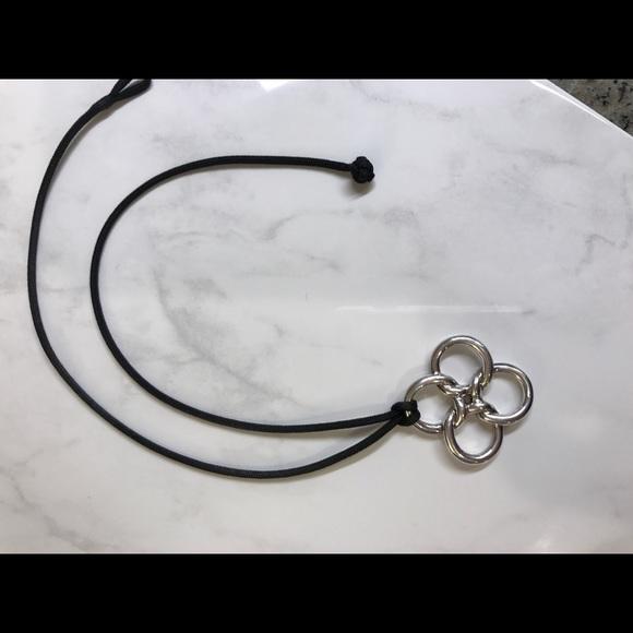 2aad5b56e Tiffany & Co. Jewelry | Tiffany Co Silver Quadrifoglio Pendant ...